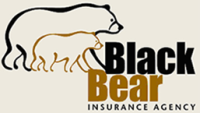 Black Bear Agency Logo